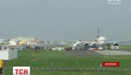 Самолет из Саудовской Аравии продержали несколько часов в аэропорту Манилы через ложную тревогу
