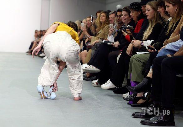 Конфуз на тижні моди у Лондоні_1