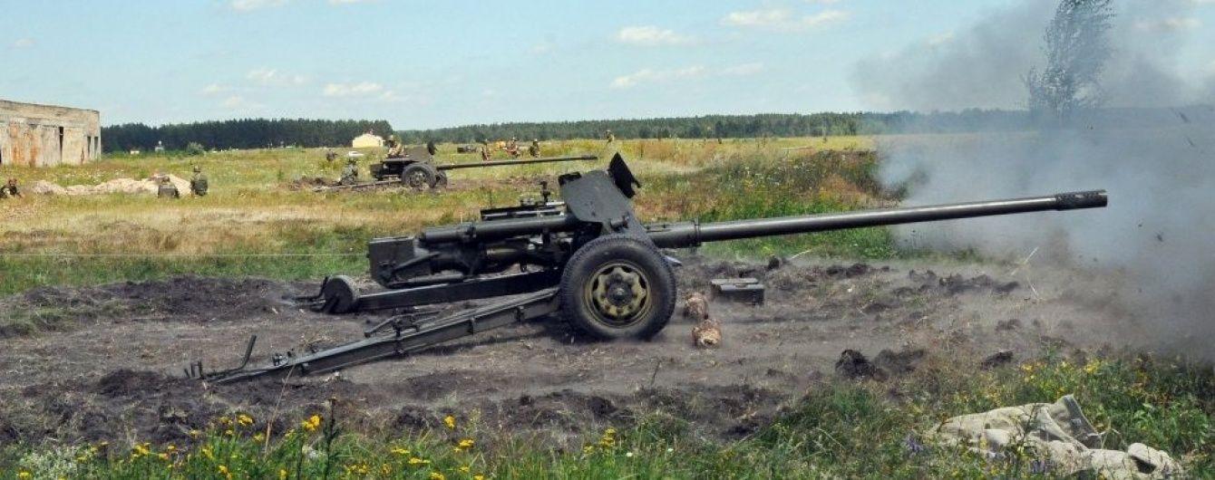 У Мінську домовлено про заборону стрілецької зброї і відведення гармат 100-мм калібром