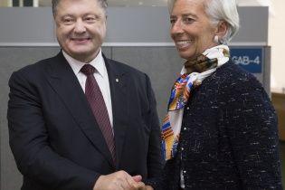 В МВФ заявили, что ключевые показатели госбюджета-2019 соответствуют их требованиям - Порошенко