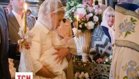 Окрестить внучку Тимошенко прибыл Святейший Патриарх Киевский и всей Руси-Украины Филарет