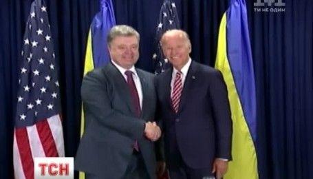 Джо Байден попередив Україну про бажання ЄС зняти санкції з Росії