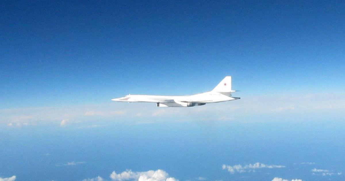 Истребители четырех европейских стран были подняты в воздух для перехвата бомбардировщиков РФ