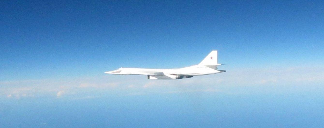 Норвегия и Дания подняли в небо самолеты F-16 на перехват российских Ту-160