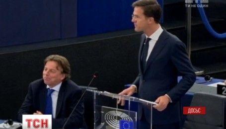 Нидерланды не ратифицирует соглашение об ассоциации между ЕС и Украиной