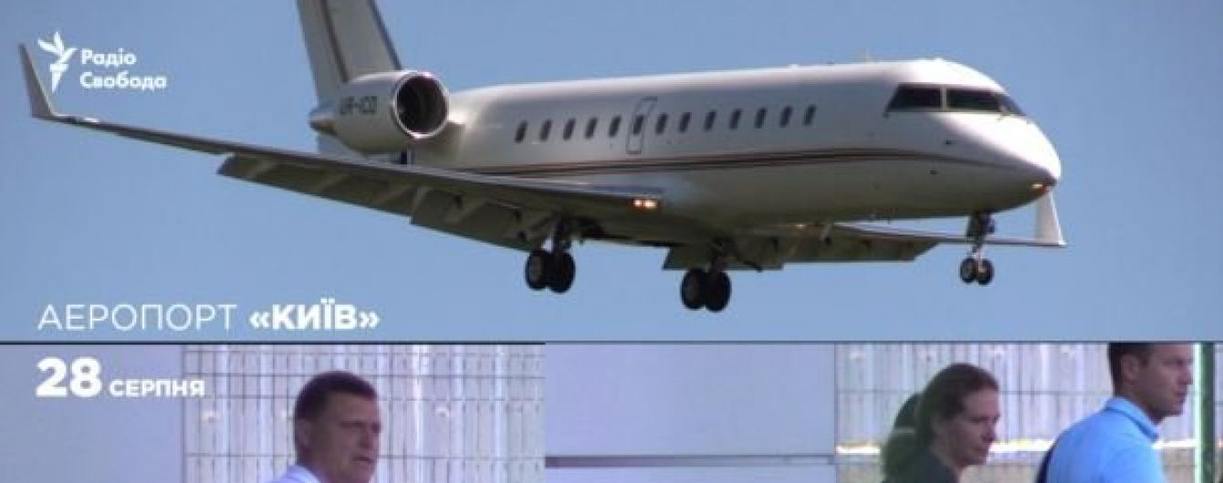 Частные самолеты и дорогие чартеры. На чем летают украинские политики