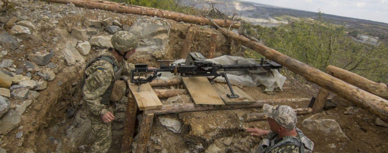На Донбасі були поранені ще троє українських бійців