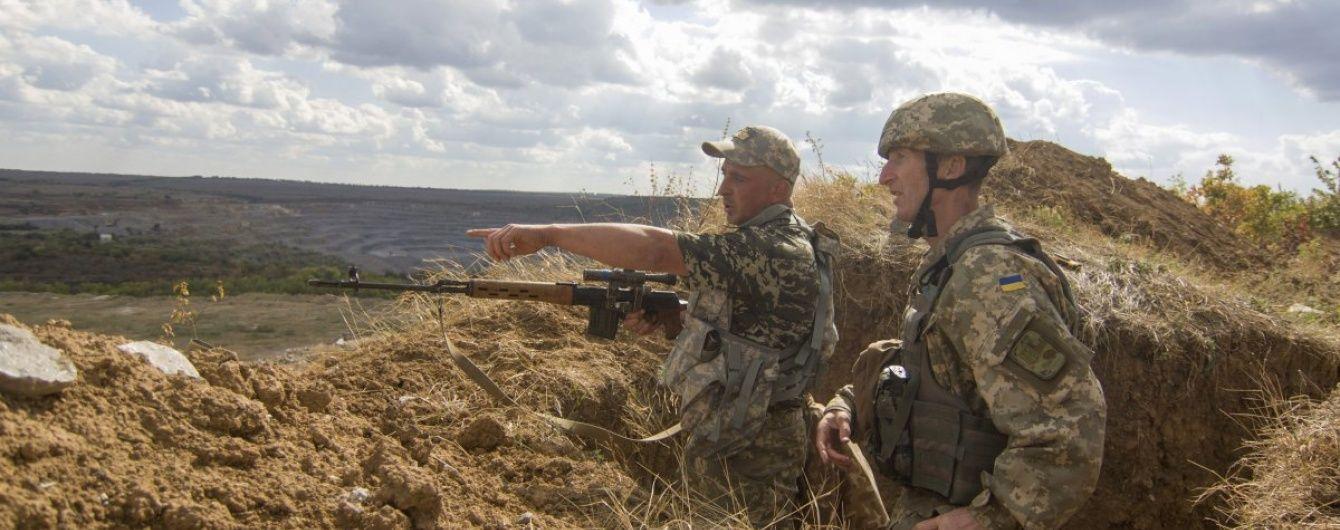 Бойовики стріляли з БМП та гранатометів на Маріупольському напрямку. Дайджест АТО