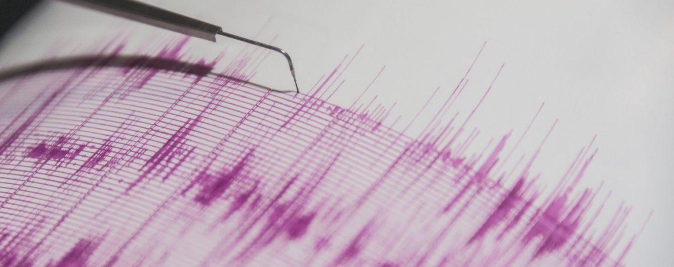 На Тайване произошло мощное землетрясение