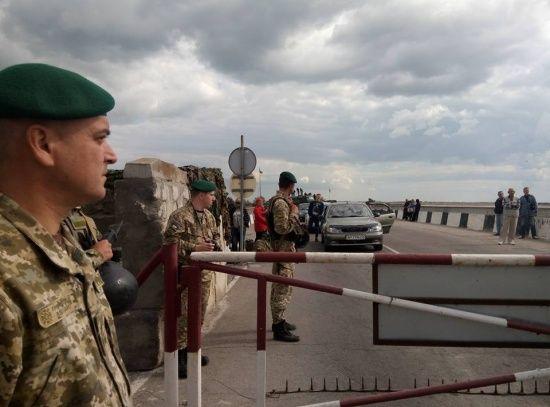 Окупанти проводять військові навчання у Криму – прикордонники