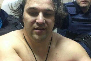 Вбивцю поліцейських у Дніпрі намагався затримати маршрутник, підозрюваний сам звернувся до лікарні