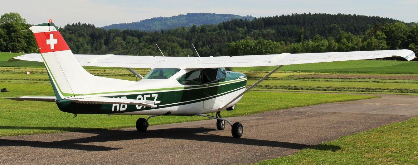 В Новой Зеландии столкнулись два небольших самолета