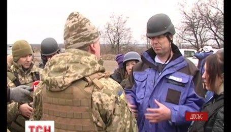 На Луганщині бойовики не допустили представників ОБСЄ для моніторингу ситуації