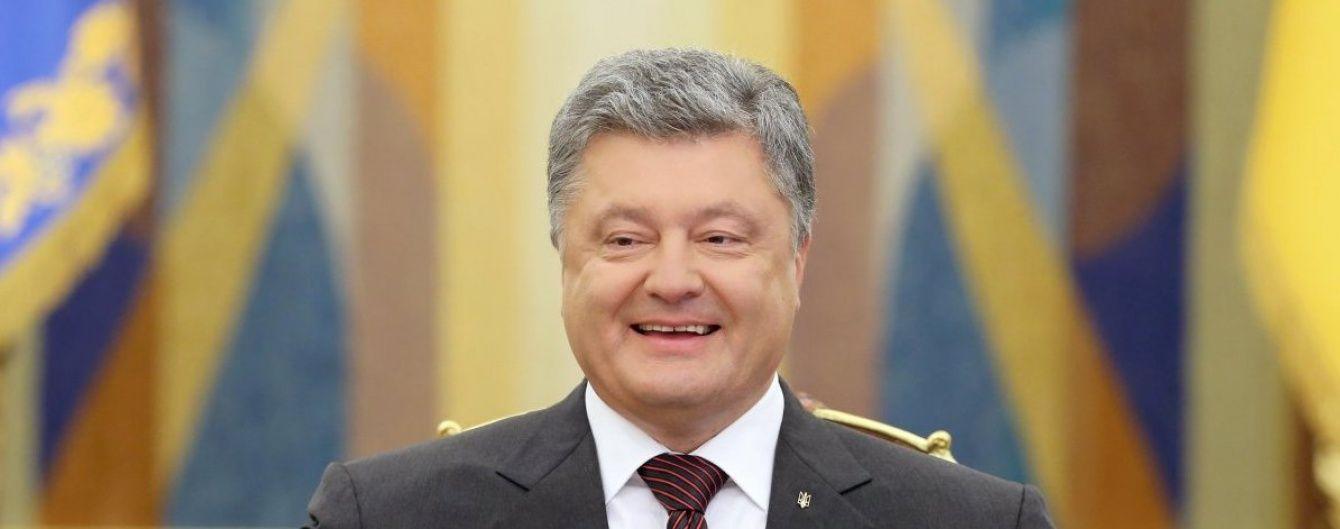 Із сайту Порошенка зникла новина про розмову із президентом Киргизстану