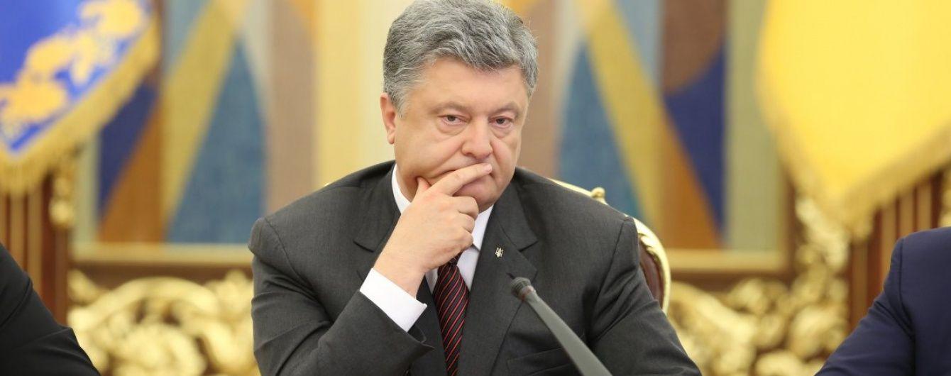 """Порошенко попередив, що у разі виходу України з """"Мінська"""" з Росії знімуть санкції"""