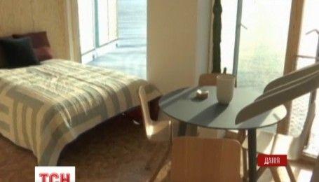 В Дании студентам строят общежитие на воде