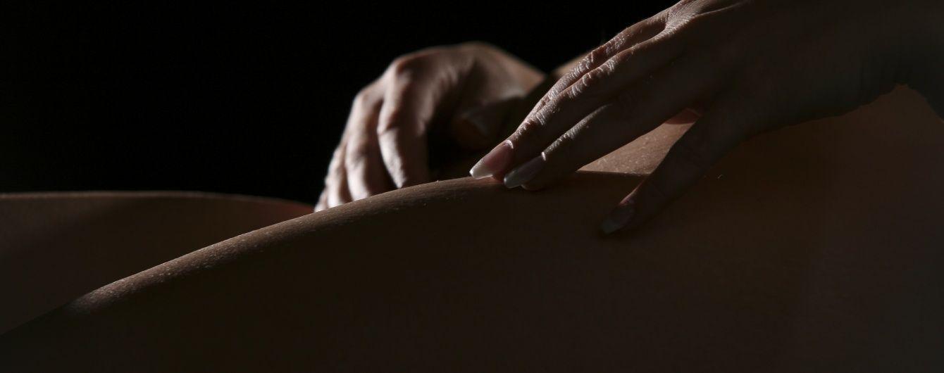 Массажисты не испытывают недостатка в сексе