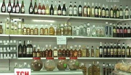 В интернете в свободном доступе украинцам продают контрабандный и некачественный алкоголь