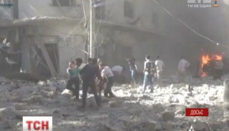 Россия готова сотрудничать с Соединенными Штатами над урегулированием сирийского кризиса