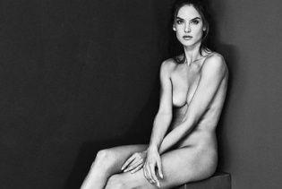 Красивая и обнаженная: Алессандра Амбросио поделилась откровенным снимком