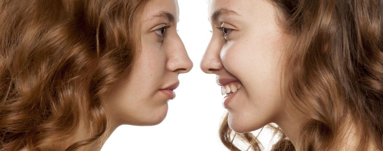 Секс и форма носа