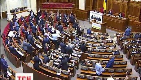 В ВР депутатам с проблемами давалось увольнение скандальных судей