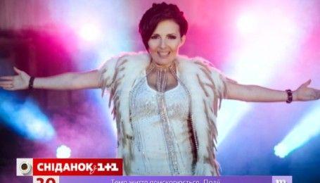"Зірка ""Території-А"" Марина Одольська стала матусею вчетверте"