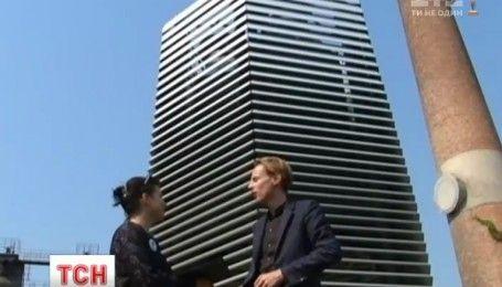 Башню-очиститель воздуха открыли в Пекине