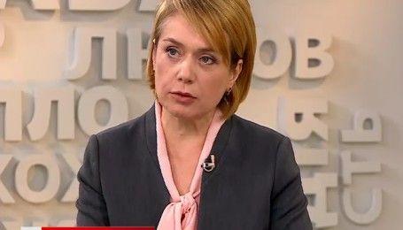 Я вижу огромный потенциал украинского учителя - Лилия Гриневич