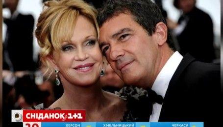 Антоніо Бандерас зізнався в коханні колишній дружині