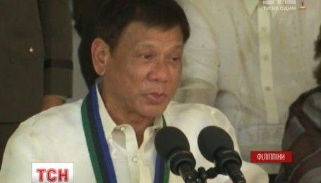 Президент Філіппін порівняв себе з Гітлером