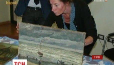 Миллионы евро, самолет, украденные картины Ван Гога полиция обнаружила в итальянской мафии