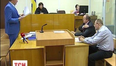 Суд обрав запобіжний захід прокурору центрального апарату ГПУ Ігорю Чорному
