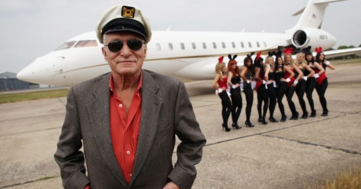 90-річний засновник Playboy саркастично відповів на шквал чуток про серйозну хворобу