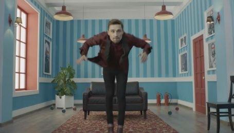 Діма Білан відзняв стильний кліп у співпраці із MOZGI Production
