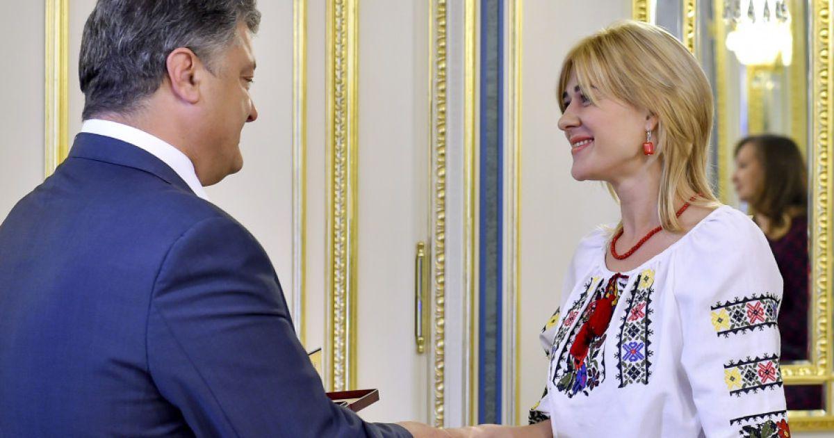 @ Сайт президента України