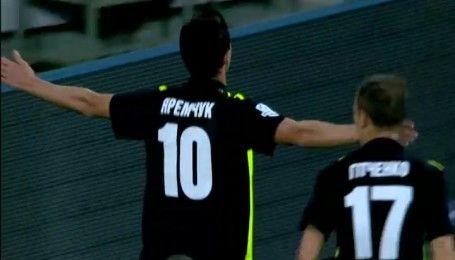 Дніпро - Олександрія - 0:2. Відео голу Яремчука