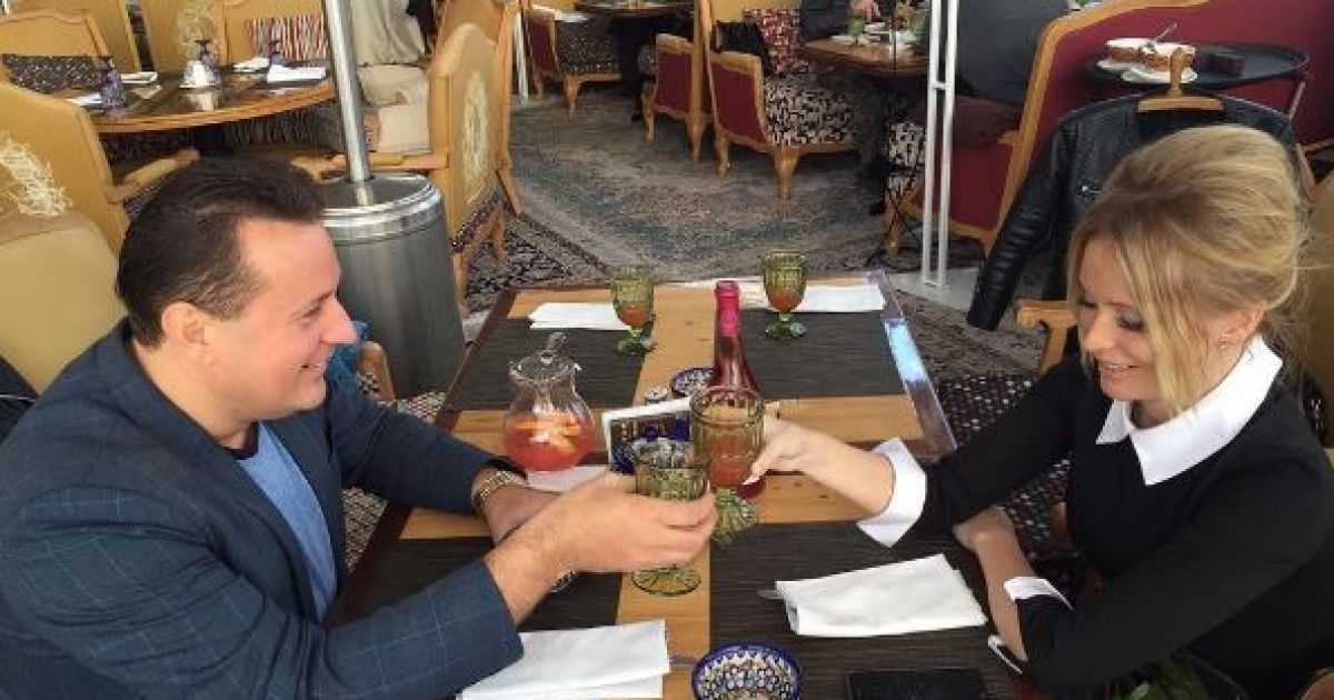 Дана Борисова закрутила новий роман @ instagram.com/danaborisova_official