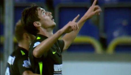 Днепр - Александрия - 0:4. Видео второго гола Яремчука
