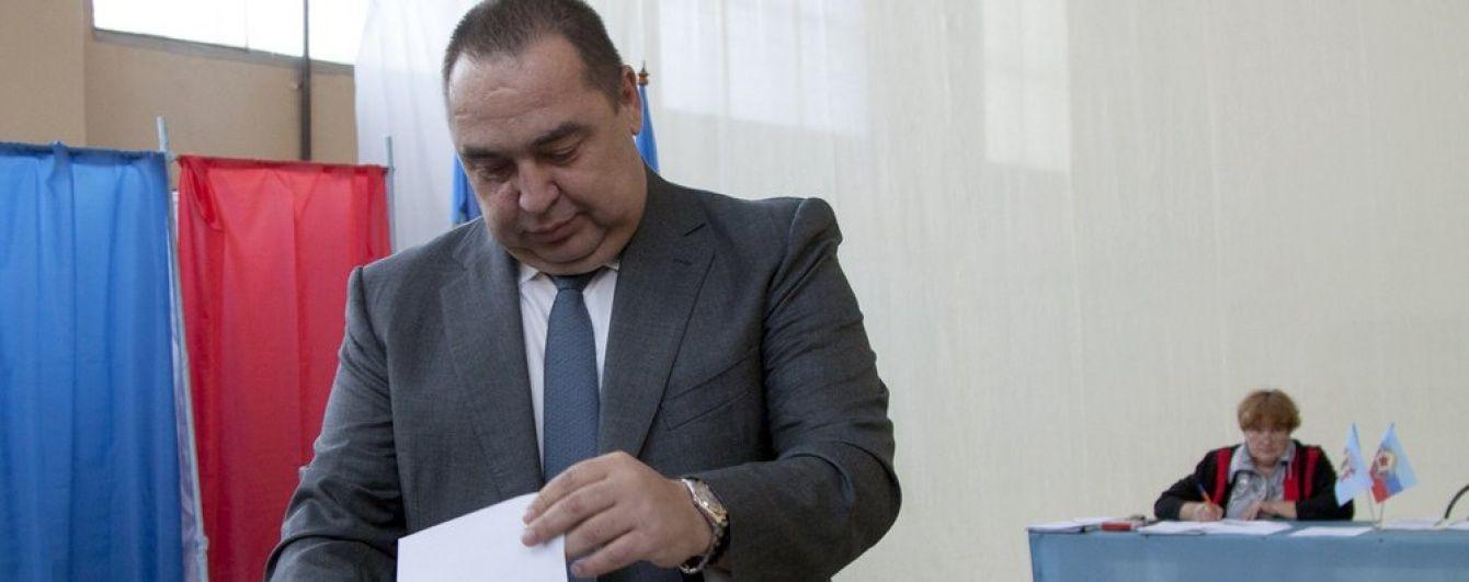Террорист Плотницкий не видит другого пути - только присоединение к РФ