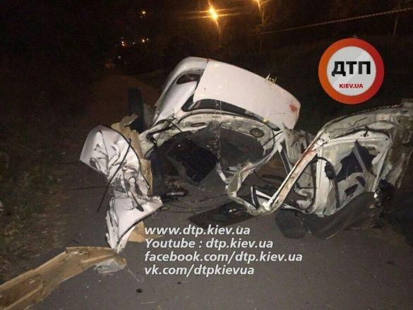 аварія на Житомирській трасі в Києві_3
