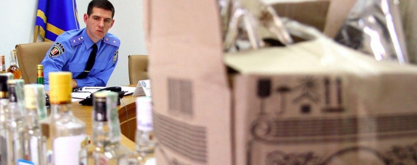 На Харківщині впіймали ще одного виробника отруйної горілки