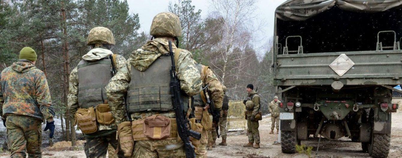 На Яворівському полігоні стався вибух – поранені троє військовослужбовців