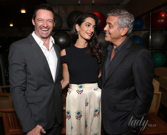 Джордж и Амаль Клуни_2