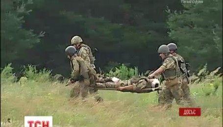 На Яворивском военном полигоне произошел взрыв, есть пострадавшие