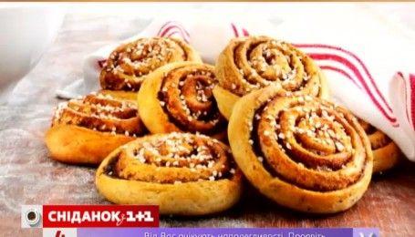 В Швеции празднуют День булочек с корицей!