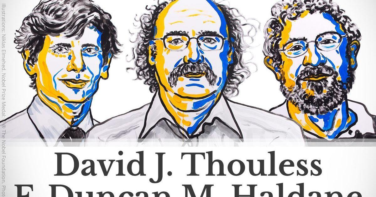Нобелевскую премию по физике получили три американца