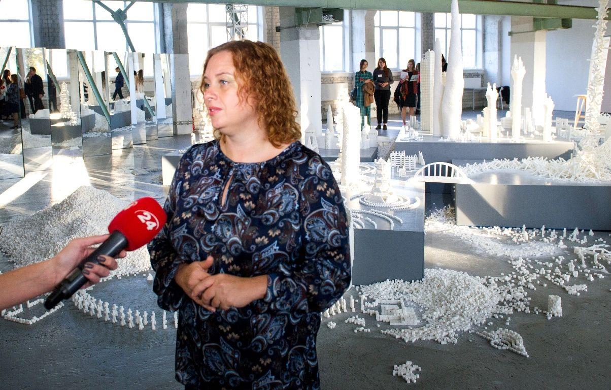 Організатор рейтингу Анна Гулевська-Черниш