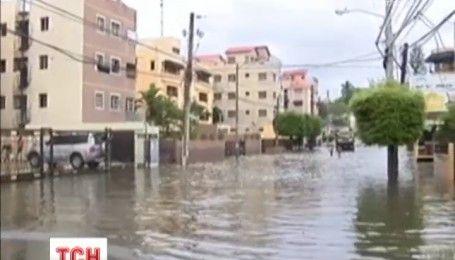 Увеличилось количество жертв в результате урагана на Карибах