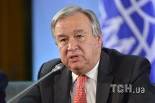 """ООН переживает """"серьезнейший"""" финансовый кризис – генсек Гутерриш"""